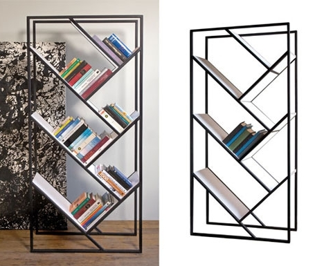 Unusual Bookcases Regarding Favorite Simple But Unusual Bookcasesfaktura Designs – Core77 (Gallery 7 of 15)