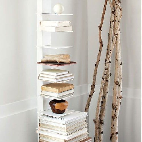 Vertical Bookshelf Within Sapien Bookcases (View 14 of 15)