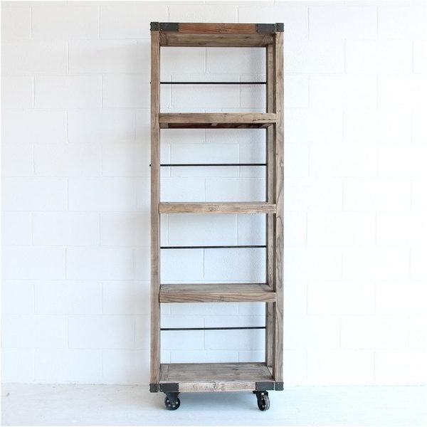 Very Narrow Shelving Unit Intended For Most Current Narrow Shelves Plastic – Nobailout (Gallery 12 of 15)