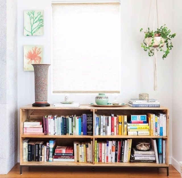 Very Small Bookcases With Regard To Recent Best 25 Low Bookcase Ideas On Pinterest Long Low Bookcase Low For (Gallery 3 of 15)
