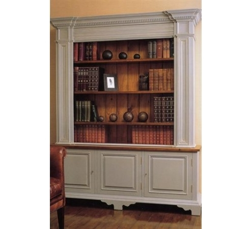 Vintage Bookcases With Famous Bookcases Ideas: Amazing Vintage Bookcases For Your Dream Room (View 13 of 15)