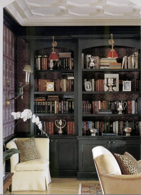 Wall Library Bookcases For Recent Library Lightsnew Uses – Interior Walls Designs (View 10 of 15)