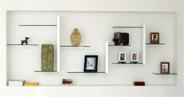 Wall Mount Shelving Units With Wall Shelving Units (View 10 of 15)