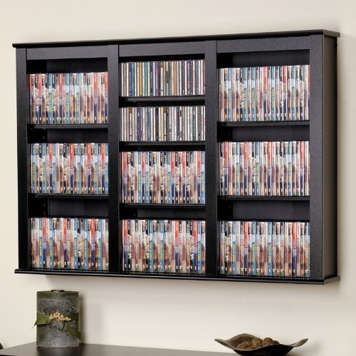 Wall Mounted Bookcases Intended For Well Liked Wall Mount Bookshelves: Amazon (View 9 of 15)