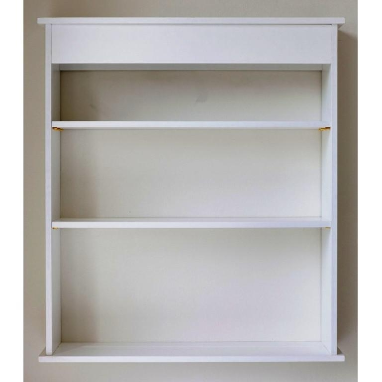 Wall Mounted Bookcases Pertaining To Trendy Wall Mounted Bookcase – Space Saver Book Storage (View 11 of 15)