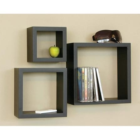 Wall Shelves Design: Chic And Attractive Ikea Wall Cube Shelves Intended For Current Ikea Cube Bookcases (View 14 of 15)