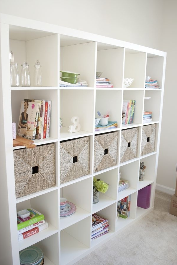 Wall Shelving Units With Regard To Fashionable Excellent Full Wall Shelving Unit 35 About Remodel Minimalist With (View 15 of 15)
