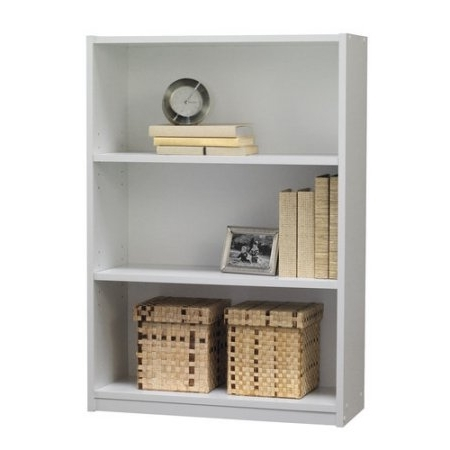 Wall Units: Awasome White Bookcase Walmart White Bathroom Shelf Throughout Newest Walmart White Bookcases (View 6 of 15)