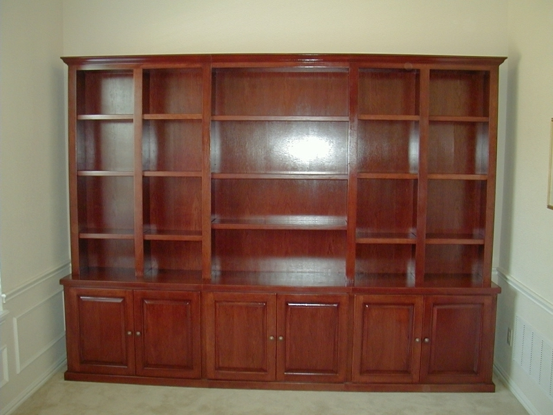 Wall Units – Fiorenza Custom Woodworking In Most Recent Wall Cupboards (Gallery 11 of 15)