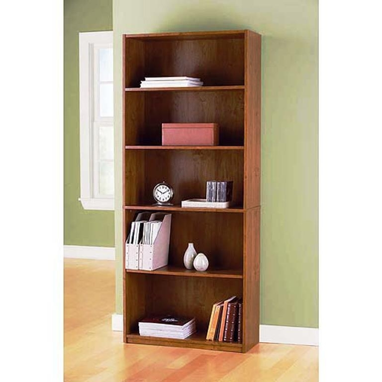 Walmart Bookcases With Regard To Famous Affordable Bookcases Walmart — Best Home Decor Ideas : Affordable (View 5 of 15)