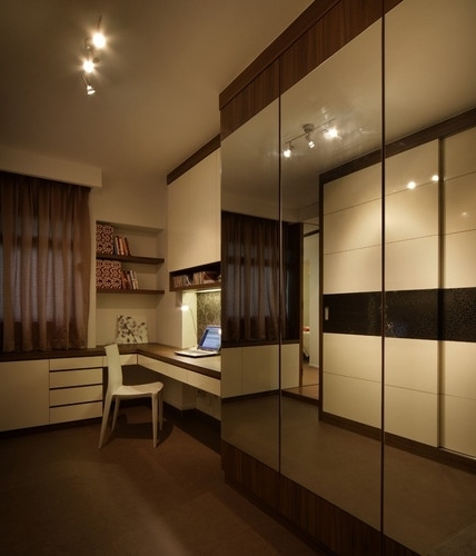 Wardrobe Design Within Well Known Study Cupboard Designs (View 15 of 15)