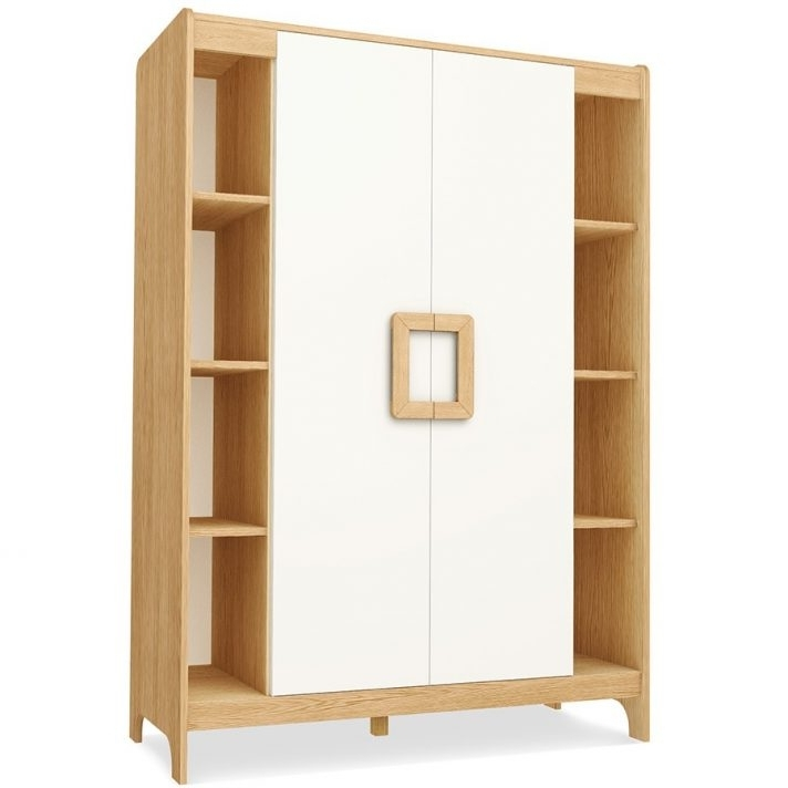 Wardrobe With Drawers And Shelves 2 Door Single Wardrobes Uk This For Preferred Wardrobes With Shelves (View 7 of 15)