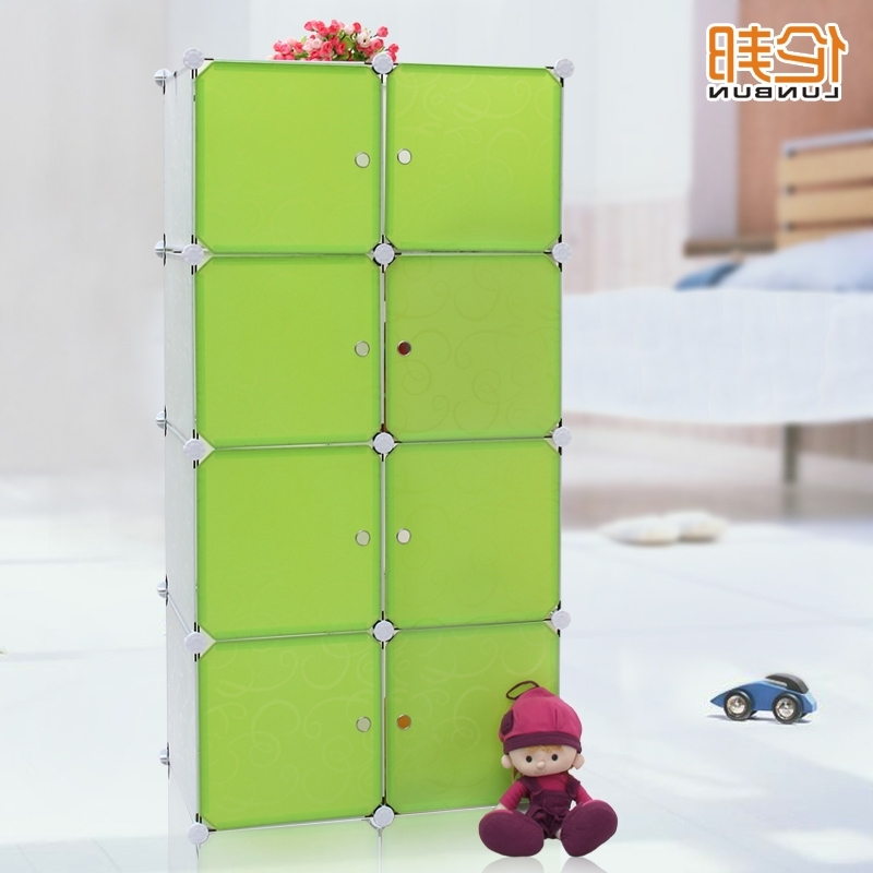 Wardrobes For Baby Clothes With Most Popular Resin Plastic Clothes Storage Cabinet Wardrobe Simple Baby (View 11 of 15)