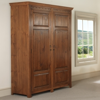 Wardrobes – Hand Built In Solid Woodbritish Craftsmen Pertaining To Famous Large Wooden Wardrobes (View 14 of 15)