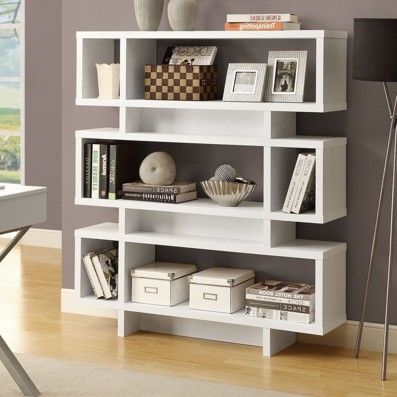 Wayfair Inside Monarch Bookcases (View 14 of 15)