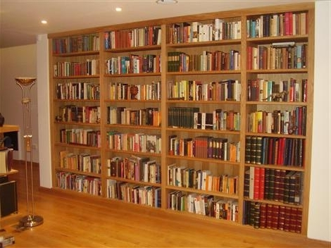 Welcome To The Hungerford Bookcase Company For Most Popular Bespoke Bookcases (View 13 of 15)