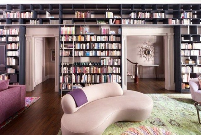 Well Known 10 Stunning Bookshelves That Will Leave You In Awe (View 11 of 15)