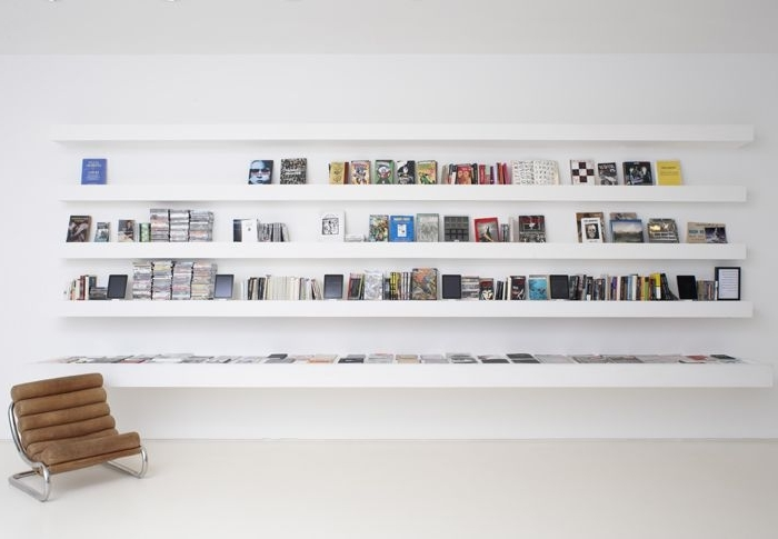 Well Known 39 White Wall Shelves, Floating Shelves, Wall Shelves Shelf With White Wall Shelves (View 12 of 15)
