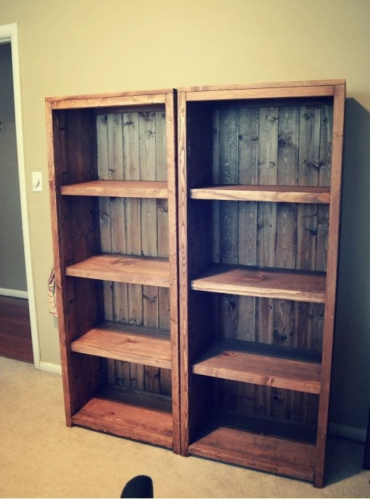Well Known Best 25+ Diy Bookcases Ideas On Pinterest (View 15 of 15)