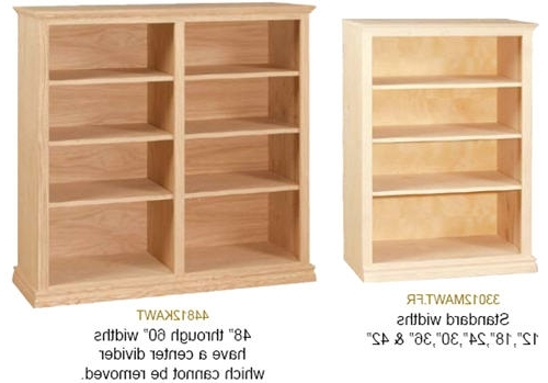 """Well Known Bookcases Ideas: Shop 30 Inch High Bookcases 48"""" Tall Bookshelves With Wide Bookcases (View 12 of 15)"""