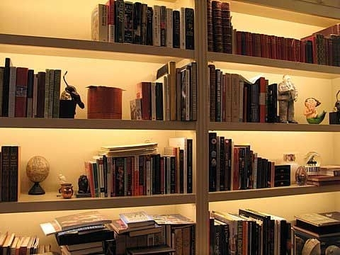 Well Known Bookcases Lighting Pertaining To Phantom Hm Series Lighting Strips Provide The Perfect Lighting (View 6 of 15)