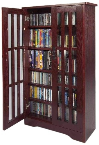 Well Known Bookcases With Glass Doors For Top 12 Bookcases With Glass Doors Of 2018 That You'll Love (View 14 of 15)