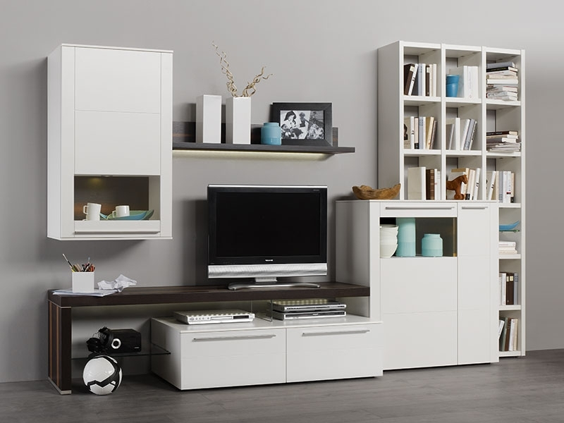 Well Known Brilliant Tv Storage Cabinet Modern Bellano Wall Storage With Tv Storage Unit (View 6 of 15)