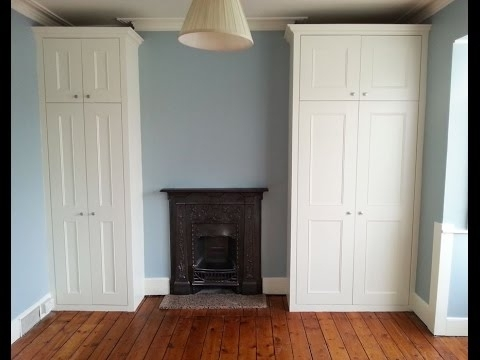 Well Known Fitted Wooden Wardrobes With Victorian Style Fitted Wardrobes – Youtube (View 9 of 15)