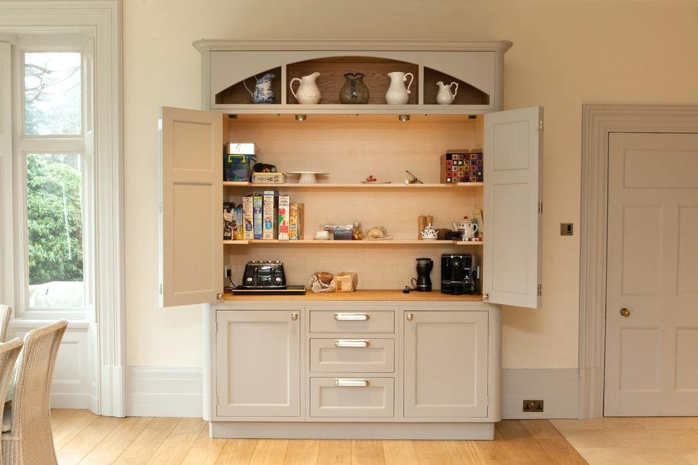 Well Known Free Standing Kitchen Cupboards For Free Standing Kitchen Pantry Within Free Cupboards (View 13 of 15)