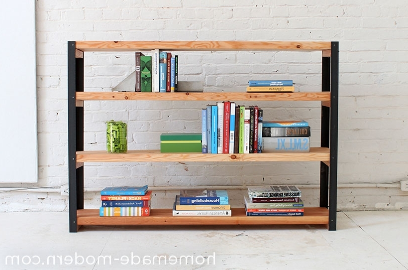 Featured Photo of Homemade Bookcases