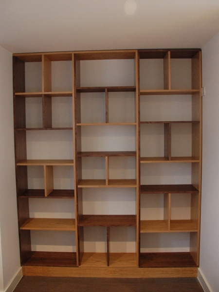 Well Known Made To Measure Bookcases London & Made To Measure Furniture London For Made Bookcases (View 10 of 15)