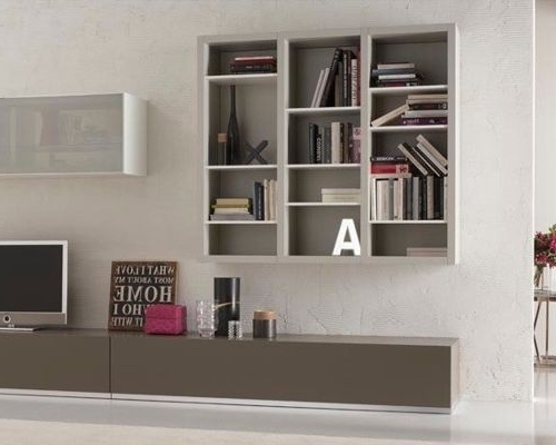 Well Known Modern Tv Wall Units Intended For Modern Wall Units (View 13 of 15)