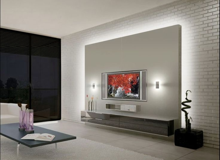 Well Known Modern Tv Wall Units With Regard To Best 25+ Modern Tv Wall Ideas On Pinterest (View 14 of 15)