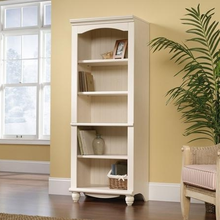 Well Known Off White Bookcases Intended For White Bookcases Walmart Off White Bookcase (View 3 of 15)
