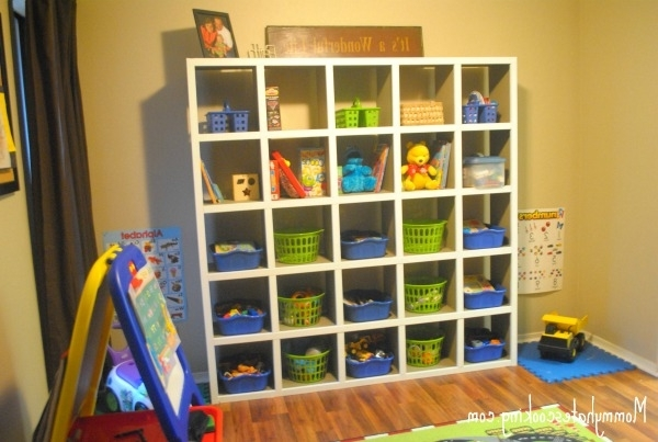 Well Known Pinterest Project: Homemade Ikea Expedit Bookcase – Mommy Hates Pertaining To Ikea Cube Bookcases (View 15 of 15)
