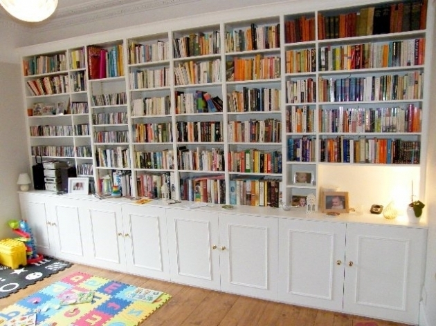 Well Known Stunning Shelving Wonderful Wall Unit Bookcases Full Wall Pertaining To Full Wall Bookcases (View 9 of 15)