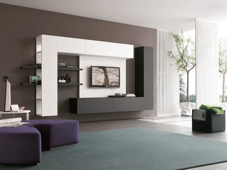 Well Known Tv Wall Unit Regarding Best 25+ Tv Wall Units Ideas On Pinterest (View 3 of 15)