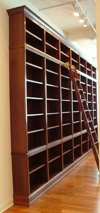Well Known Very Tall Bookcases In A Home For Book Lovers (View 14 of 15)
