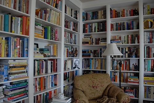 Well Known Wall To Wall Bookcases Throughout I'm A Grownup And I Want Solid Wood Bookshelves, Dammit (View 14 of 15)