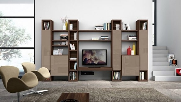 Well Known Wall Units For Living Room Regarding Wall Units For Living Rooms Wooden Showcase Designs Room (View 14 of 15)