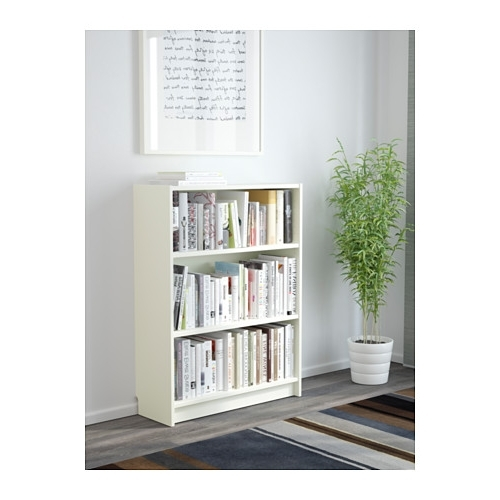 Well Known White Billy Bookcases Regarding Billy Bookcase – White – Ikea (View 11 of 15)