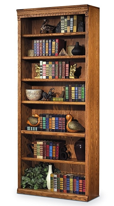 Well Liked Amazon: Kathy Ireland Homemartin Huntington Oxford 84 Throughout 84 Inch Tall Bookcases (View 15 of 15)