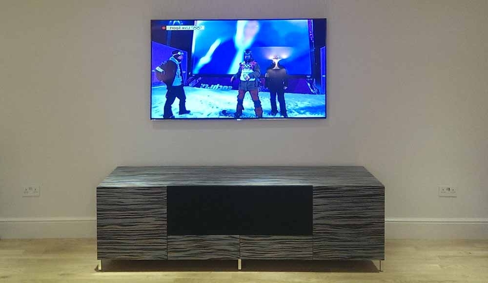Well Liked Bespoke Tv Stands Inside Bespoke Av Cabinets, Custom Audio Cabinets, Hifi Furniture, Tv (View 12 of 15)