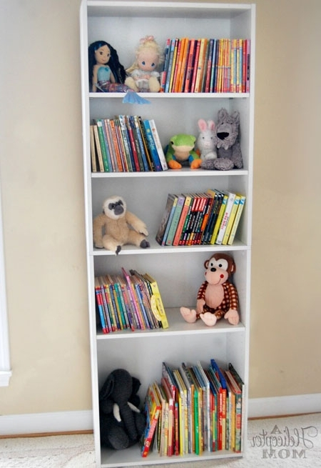 Well Liked Bookcases For Kids Room Intended For Kids Room: Shelf Bookcases For Kids Room Spacious Corner Bookcase (View 15 of 15)
