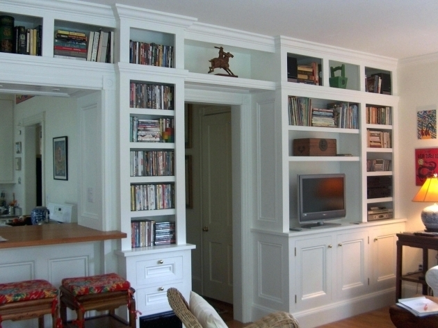 Well Liked Built In Bookshelves Kit – Home Furniture Ideas Regarding Built In Bookcases Kit (View 15 of 15)