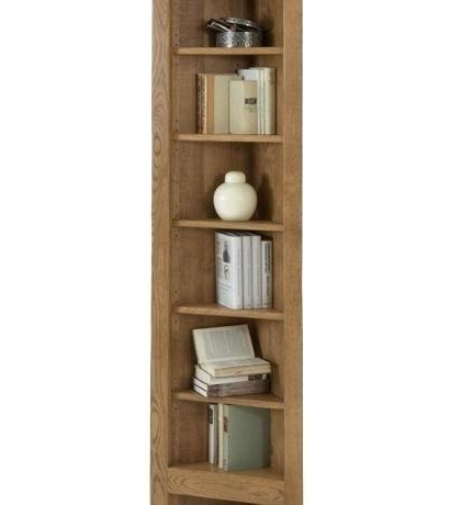 Well Liked Corner Shelves Furniture Billy Corner Bookcase Dimensions Oak With Regard To Corner Oak Bookcases (View 15 of 15)