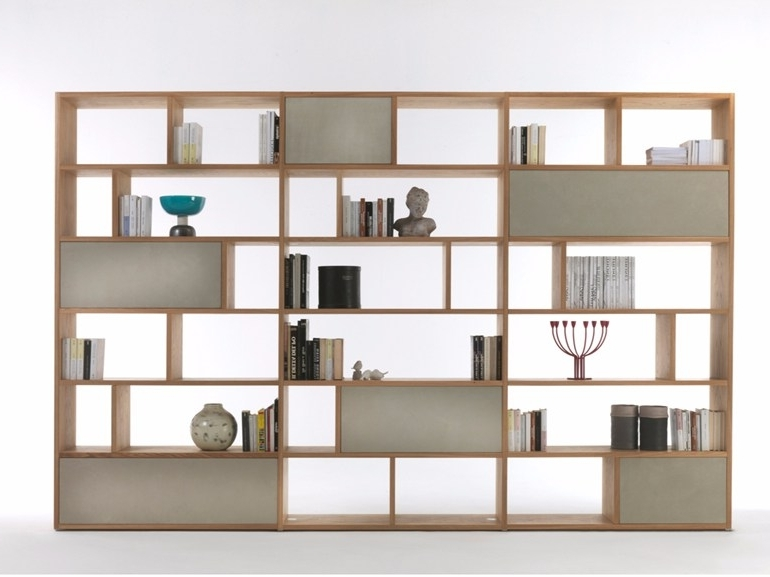 Well Liked Double Sided Bookcases With Regard To Double Sided Bookcase With Drawers Passwordriva  (View 15 of 15)