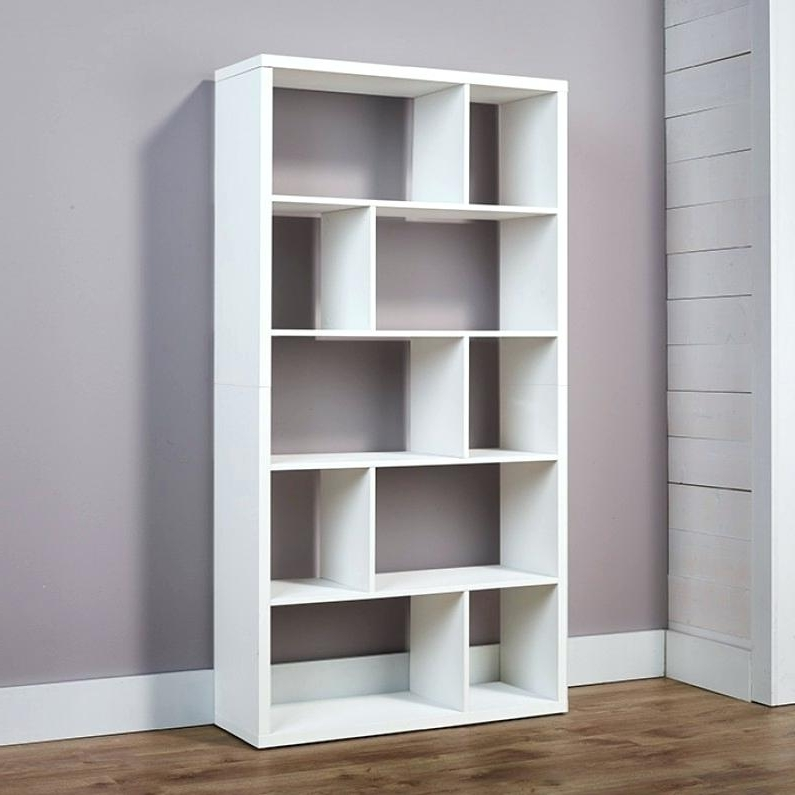 Well Liked Espresso Target Bookcases With Regard To 5 Shelf Bookcase Carson Espresso Sauder Black Target (View 15 of 15)