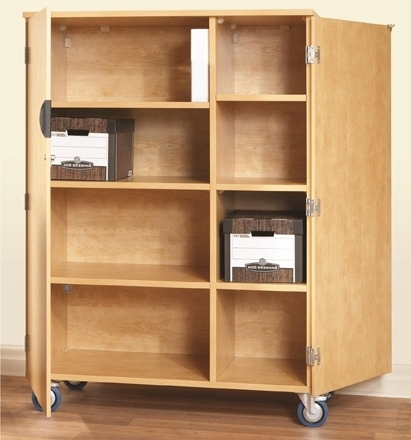 Well Liked Mobile Wardrobes Cabinets Within Home Decoration For Interior Design Styles – Part  (View 15 of 15)