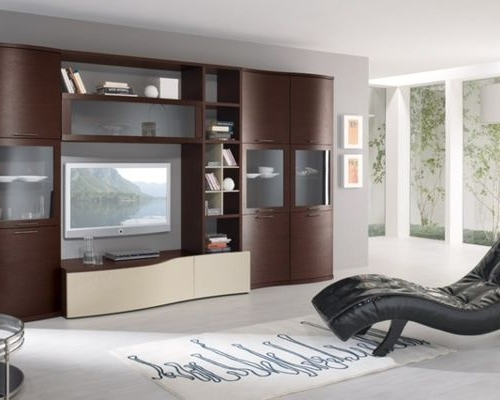 Well Liked Modern Wall Units Inside Modern Wall Units (View 14 of 15)